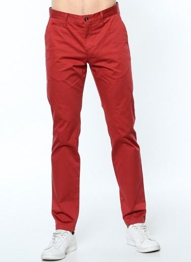 Lufian Kanvas Pantolon Kırmızı